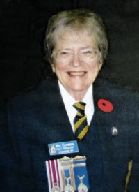 Beverly Cathers (Nee Best)