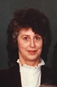 Margaret Norbury nee Rimmer