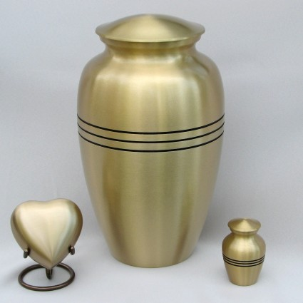Classic Bronze | H.W. Wallace Cremation & Burial Centre