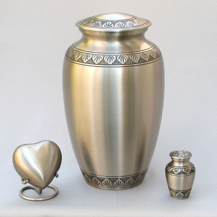 Venetian Pewter | H.W. Wallace Cremation & Burial Centre