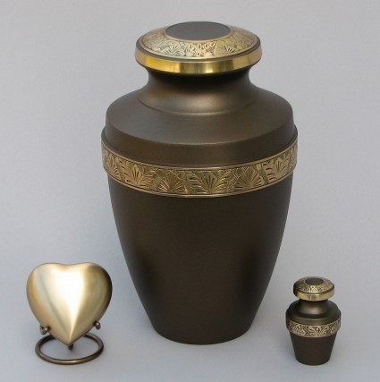 Grecian Bronze | H.W. Wallace Cremation & Burial Centre