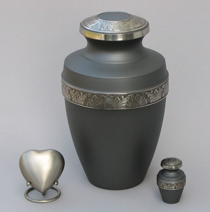 Grecian Pewter | H.W. Wallace Cremation & Burial Centre