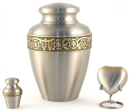 Avalon Pewter | H.W. Wallace Cremation & Burial Centre