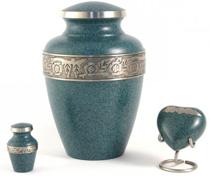 Avalon Evening Blue | H.W. Wallace Cremation & Burial Centre