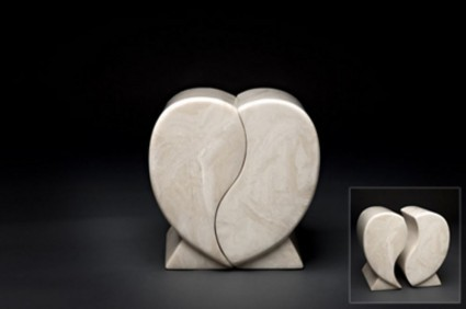 Marble Heart Companion | H.W. Wallace Cremation & Burial Centre