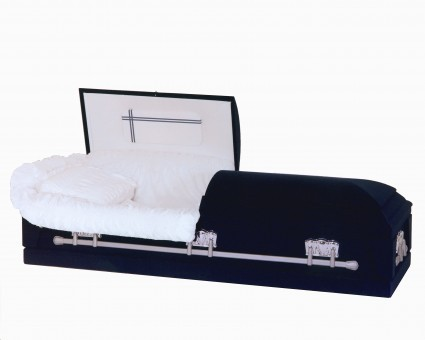 Navy Tabor | H.W. Wallace Cremation & Burial Centre