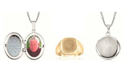 Cremation Jewelry Collection | H.W. Wallace Cremation & Burial Centre