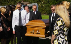 Simple Disposition / Graveside Service | H.W. Wallace Cremation & Burial Centre