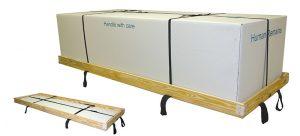 Air Shipping Carton | H.W. Wallace Cremation & Burial Centre