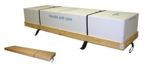 Combo Air Tray | H.W. Wallace Cremation & Burial Centre