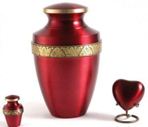 Grecian Crimson | H.W. Wallace Cremation & Burial Centre
