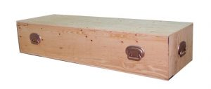 Shipping Box - Liner | H.W. Wallace Cremation & Burial Centre